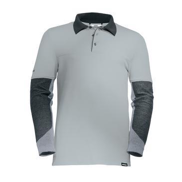 uvex cut Herren-Poloshirt, Körpernaher Schnitt