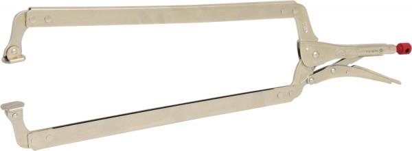 KS Tools Schweiß-Klammer-Gripzange, beweglichen Spannbacken 0-420mm