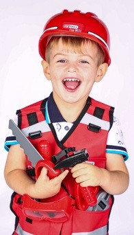 KS Tools Cool & Tool Weste for Kids