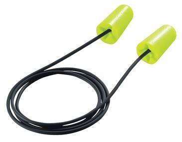 uvex Gehörschutzstöpsel x-fit, grün, SNR 37 dB, Größe M - Inhalt: 100 Stück