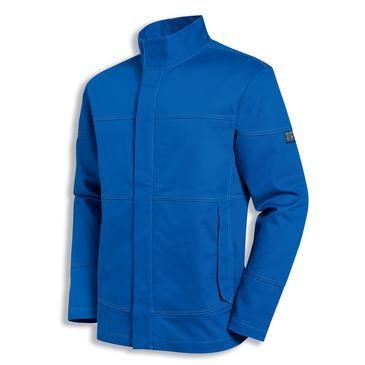 uvex protection welding Herren-Arbeitsjacke, Schweißerschutzbekleidung, Regular Fit