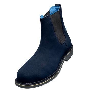 uvex Stiefel 8426 blau PUR