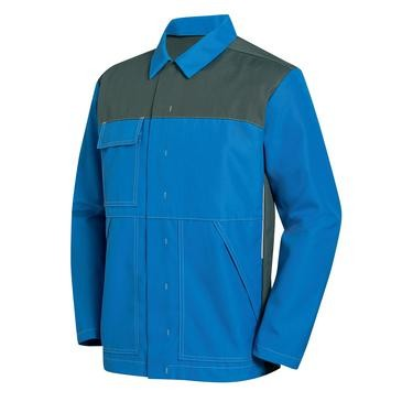 uvex protection perfect acid Herren-Arbeitsjacke, Chemikalienschutzkleidung, Regular Fit