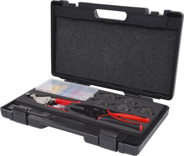 KS Tools Automatik-Crimpwerkzeug-Satz, 283-tlg