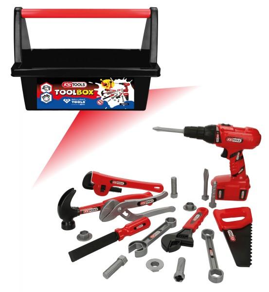 KS Tools KS TOOLS Werkzeug-Box für Kinder