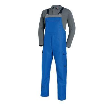 uvex protection welding Herren-Latzhose, Schweißerschutzbekleidung, Regular Fit