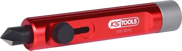 KS Tools Innen- und Außen-Rohrentgrater, für Ø4-14mm