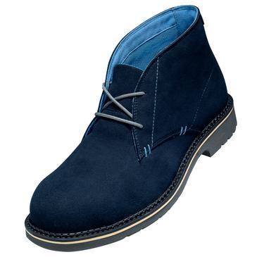 uvex Stiefel 8427 blau PUR