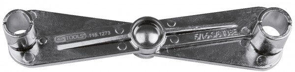 "KS Tools Doppelscheren-Entriegler, 5-16""x3-8"""