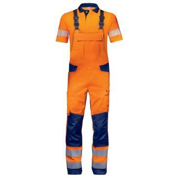 uvex suXXeed Construction Herren-Latzhose, Regular Fit