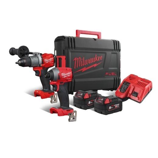 Milwaukee M18 Set M18FPP2A2-502X