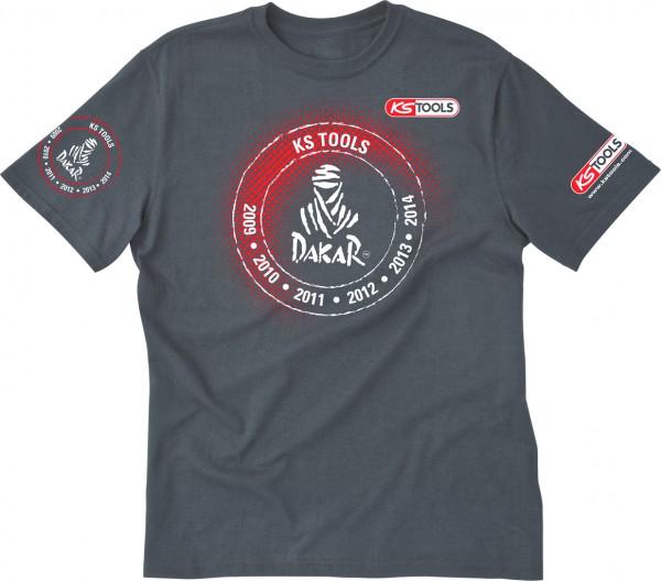 """KS Tools T-Shirt """"Dakar 2011"""""""