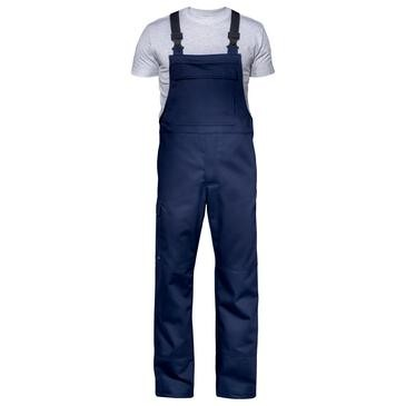 uvex protection welding Herren-Latzhose, Schweißerschutzbekleidung Regular Fit