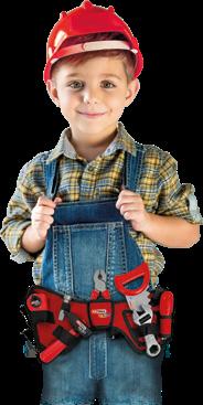 KS Tools - Action Set for Kids, Werkzeuggürtel