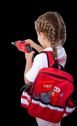 KS Tools - Toolbag for Kids