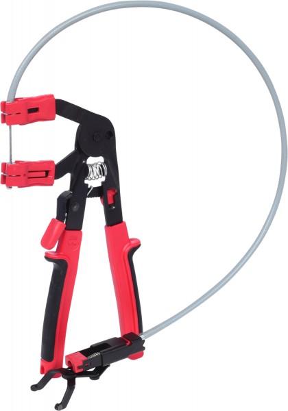KS Tools Kraftstoffleitungs-Zange mit Bowdenzug für Schnellkupplungen
