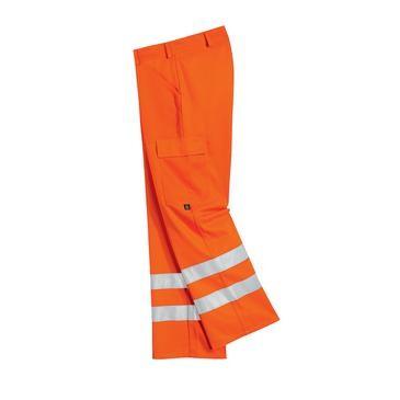 uvex protection flash Herren Arbeitshose, Warnschutzkleidung, Regular Fit