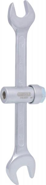 KS Tools Spezialschlüssel Sanitär 17 x 19mm, 220mm