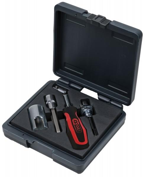KS Tools Sanitär-Fräser-Kombi-Kit, 4-tlg