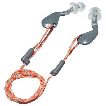 uvex Gehörschutzstöpsel xact-fit, grau, transparent, SNR 26 dB, Größe S - Inhalt: 50 Stück