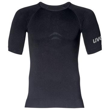 uvex Herren-Funktionsshirt, mit Rundhals, Körpernaher Schnitt