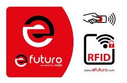 efuturo RFID Karte für efuturo Wallbox