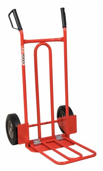KS Tools Transportkarre - Sackkarre mit Vollgummibereifung, 250kg