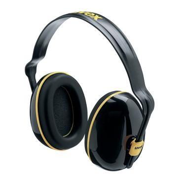 uvex Kapselgehörschutz K200, gelb, SNR 28 dB, Größe S, M, L