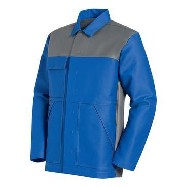 uvex protection welding Herren-Arbeitsjacke, Regular Fit