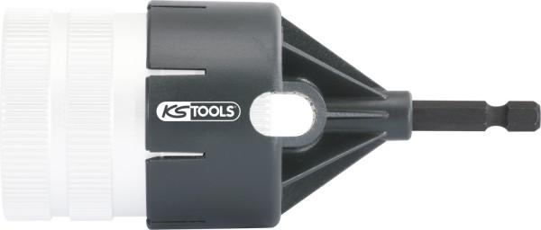 KS Tools Adapter für Rohr-Entgrater, 50mm
