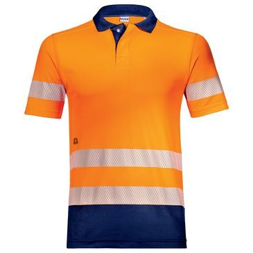 uvex suXXeed Construction Herren-Poloshirt, Regular Fit
