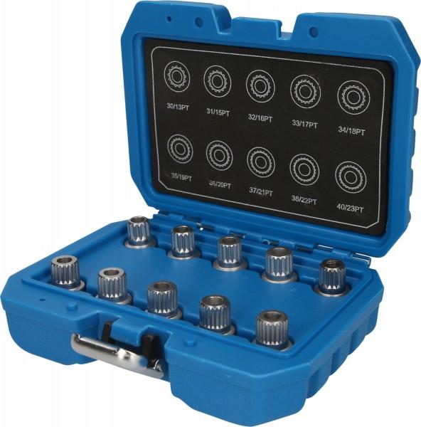 Brilliant Tools Felgenschloss-Sortiment für BMW, 10-tlg - BT691290