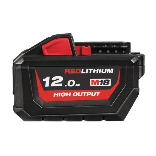 Milwaukee Akku High Output 12,0 Ah M18HB12