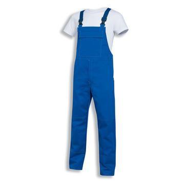 uvex protection welding Herren-Latzhose, Schweißerschutzbekleidung, Regular Fit,